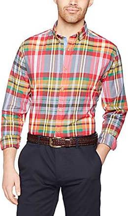 Harvey, Camisa para Hombre, Multicolor (Multi Check), M Colours & Sons
