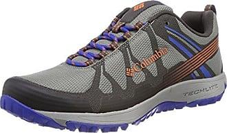 Columbia Caldorado III Outdry, Chaussures de Trail Homme, Gris (Ti Grey Steel, Zour 033), 41.5 EU