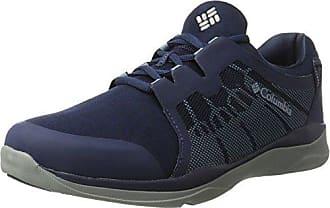 Columbia ATS Trail Lf92 Outdry, Zapatillas sin Cordones para Hombre, Azul (Hyper Blue/Heatwave 431), 40 EU
