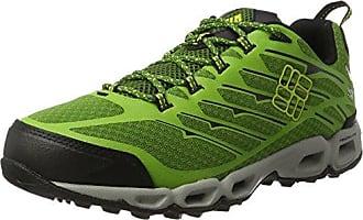 Columbia Ventrailia II Outdry, Chaussures Multisport Outdoor Homme, Vert (Dark Backcountry/Zour), 46 EU