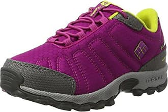 Columbia Youth Powderbug Plus II, Mädchen Outdoor Fitnessschuhe, Pink (Glamour/Orchid 640Glamour/Orchid 640), 39 EU