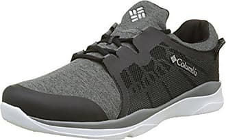Mens ATS Trail LF92 Outdry Hi-Top Trainers, Black (Titanium MHW, Zour 049), 10.5 44.5 EU Columbia