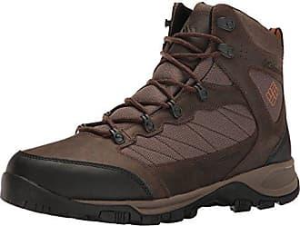 Columbia Damen Cascade Pass Waterproof Trekking-& Wanderstiefel, Schwarz (Black/Intense Purple), 41 EU