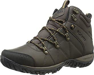 Columbia Homme Chaussures Casual, Imperméable, Peakfreak Venture, Brun (Cordovan, Squash), Pointure: 43