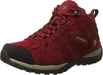 Columbia Conspiracy Iv, Chaussures Multisport Outdoor Femme, Rouge (Super Sonic, Teal 845), 42 EU