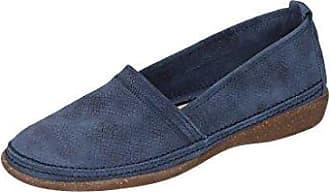 Damen Trotteur, Sportslipper in Navy (Blau) Comfortabel