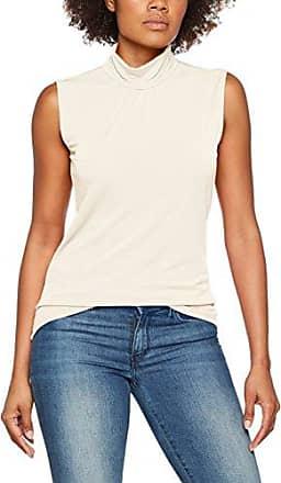 81710332602, Camiseta sin Mangas para Mujer, Negro (Cream 0400), 38 Comma