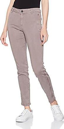 Comma Ci 88702734667, Pantalones para Mujer, Verde (Schilf 7293), 36