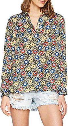 Pepper Shirt, Chemise Femme, Multicolore (Print), Large (Taille Fabricant: L)Compañíafantástica