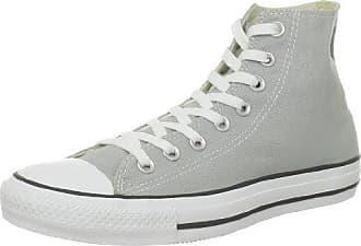 Unisex-Erwachsene Chuck Taylor All Star Hohe Sneaker, Schwarz (Black/Malted/Egret), 41.5 EU Converse