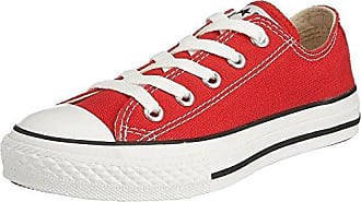 Chuck Taylor All Star Ox, Unisex-Erwachsene Sneaker Rot Rouge (Rouge Brique) 41 Converse