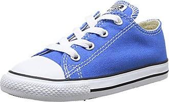 As Dainty Chambray, Unisex Erwachsene Hohe Sneakers, Blau - Blue (Marine) - Größe: 37 EU Converse