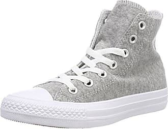 Unisex Kids Chuck Taylor CTAS Ox Cotton Fitness Shoes, Multicolour (Dried Bamboo/White/White 416), 3.5 UK Converse