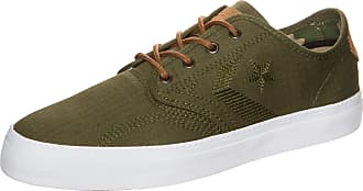 Converse »Chuck Taylor All Star Ii Gum« Sneaker, grün, olivgrün-braun