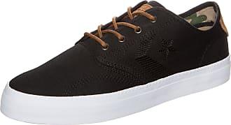 Converse Cons Zakim OX Sneaker, grün, olivgrün / weiß