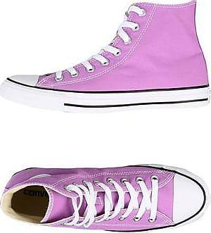 CTAS HI DENIM FRAYED - FOOTWEAR - High-tops & sneakers Converse zjPjOXHR