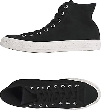 CT AS HI LEATHER/SUEDE DISTRESSED - FOOTWEAR - High-tops & sneakers Converse kwj1h