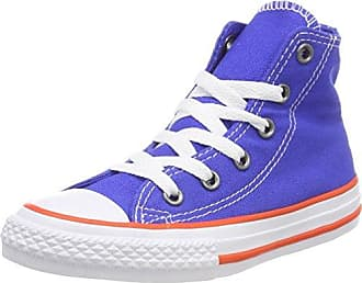 Converse CTAS Hi Midnight Navy, Baskets Hautes Mixte Adulte, Blau (Midnight Navy), 37 EU