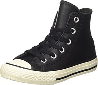 Converse CTAS Hi PC Leather, Zapatillas Altas Unisex Niños, Blu (Midnight Navy/Inked/Black), 28 EU