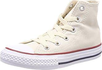 Converse Chuck Taylor CTAS Hi, Zapatillas de Estar por Casa para Bebés, Beige (Natural Ivory 101), 19 EU