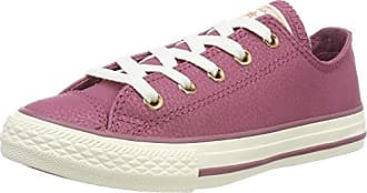Converse Chuck Taylor CTAS Ox Cotton, Zapatillas de Deporte Unisex Adulto, Rosa (Light Orchid/Light Orchid 523), 48 EU