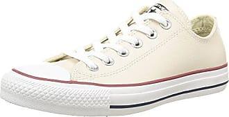 CTAS Platform OX Damen, Glattleder, Sneaker Low, 39 EU Converse