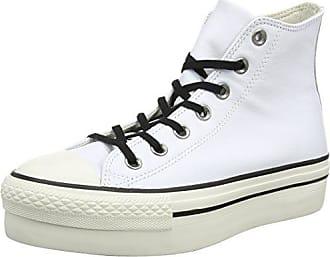 CTAS HI DENIM FRAYED - CHAUSSURES - Sneakers & Tennis montantesConverse mn2yOyluE