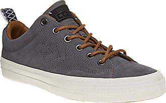 Converse Sp Ev Canvas Ox 290360-34-12, Unisex - Kinder Sneaker, Grau (Gris), EU 35