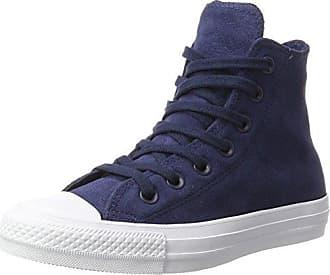 Converse CTAS HI, Zapatillas Altas Unisex Adulto, Multicolor (Blue Slate/Garnet/White 063), 36 EU