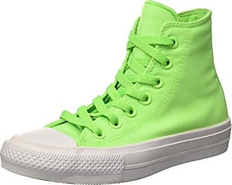 ConverseChuck Taylor All Star Mono Leather Hi - Botines adultos unisex , color verde, talla 45 EU