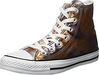 Converse CTAS HI, Zapatillas Altas Unisex Adulto, Gris (Pale Putty 036), 36 EU