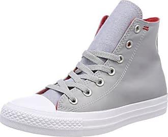 Converse - Ct As Rummage Hi, Sneakers Hombre, Multicolor (White/navy/red), 36.5 EU