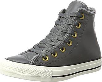 SP Fundam Leath, Unisex-Erwachsene Sneakers, Grau (Gris/Noir), 40 EU Converse