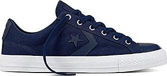 Star Player, Damen Flach, Blau - Bleu (Marine 10) - Größe: 40 EU Converse