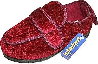 Coolers ORTHOPAEDIC 200 Damen geschwollener Fuß burgundy Größe 40,5