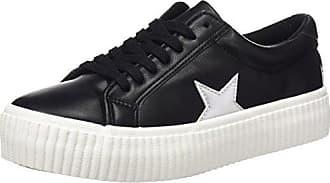 COOLWAY Jazzy, Zapatillas para Mujer, Negro (Abk), 39 EU