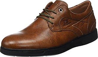 Coronel Tapioca C05-48, Zapatos de Cordones Brogue para Hombre, Varios Colores (Marrón/Marino), 41 EU