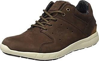 Coronel Tapioca T2065-07, Zapatos de Cordones Brogue para Hombre, Varios Colores (Tierra/Marino), 42 EU
