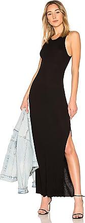 Melbourne Tank Midi Dress With Slit in Tan. - size L (also in M,S,XS) Cotton Citizen