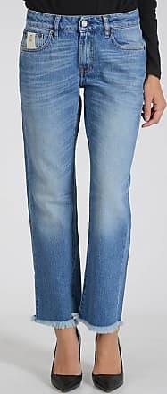 19cm Denim Jeans with Fringe Größe 29 Covert