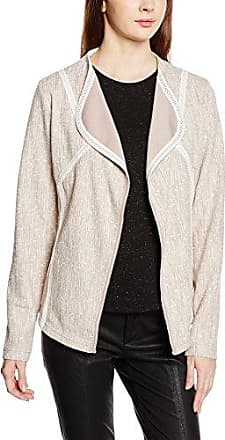Pitch Mujer Iris Chaqueta ES Jacket para Cream 61907 Schwarz Black UfIOYq7w