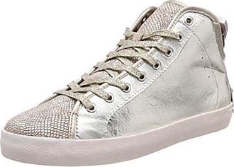 25233ks1, Zapatillas para Mujer, Dorado (Platin), 38 EU Crime London
