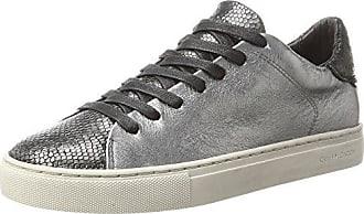 Crime London 25206ks1, Sneakers Basses Femme, Noir (Schwarz), 41 EU