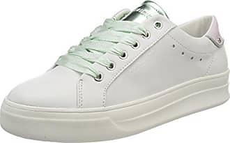 Womens 25605ks1 Low-Top Sneakers Crime London VstYaRg