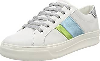 Sneakers for Women On Sale, aquamarine, Leather, 2017, 5.5 8.5 Crime London