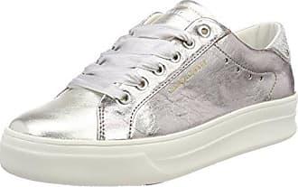 Crime London 25338ks1, Sneakers Basses Femme, Blanc (Weiß), 37 EU