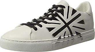 Beat, Sneakers Basses Homme Blanc (Weiß_20) 42 EUCrime London