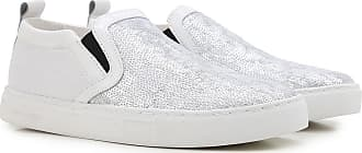Sneakers for Women On Sale, White, Leather, 2017, 3.5 7.5 Crime London