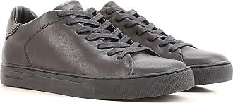 Schwarze Crime London Sneaker DYNAMIC PAILETTES HE6yf7ltOP