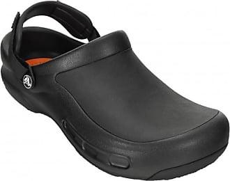 crocs Bistro Pro Clog, Unisex - Erwachsene Clogs, Schwarz (Black), 46/47 EU